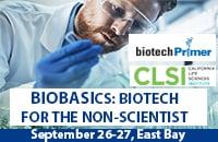 BioBasics Sept 26-27