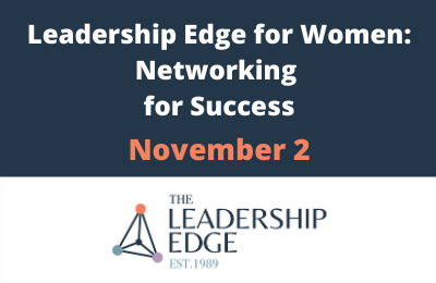 Leadership Edge for Women_Nov2