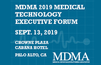 MDMA Medical Technology Executive Forum