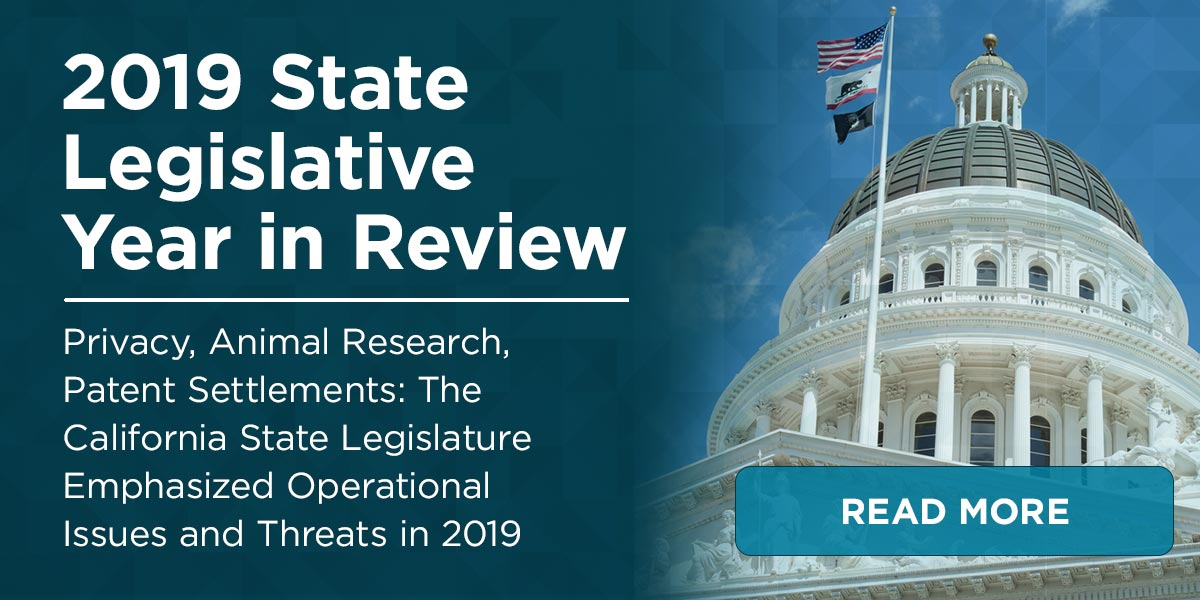 2019-State-Legislative-Year-Review