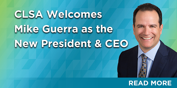 Welcoming New CEO