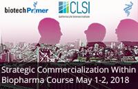 Commercialization Biotech Primer